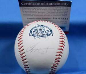 Chipper-Jones-Signed-Mlb-And-Psa-Dna-Major-League-Baseball-Autograph-Braves