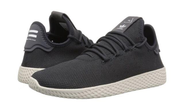 87c691a6981e4 adidas Mens PW Tennis HU Pharrell Carbon CQ2162 10.5