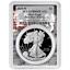 2019-W Proof $1 American Silver Eagle PCGS PR69DCAM FDOI Apollo Frame