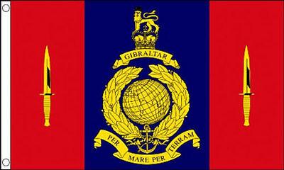 Royal Army Medical Corps 5/'x3/' Flag RM Royal Marines Military