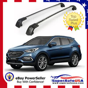 Image Is Loading Top Roof Rack For Hyundai Santa Fe Sport