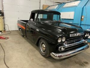 1958 GMC Short Box