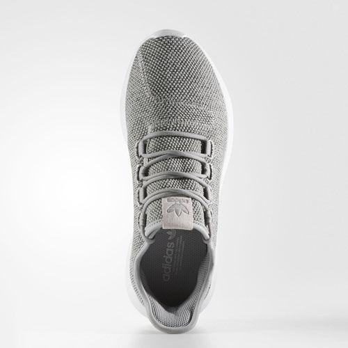 Women BB8870 Adidas Tubular Shadow Running shoes grey white sneakers
