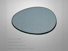 2007-2013 MINI COOPER S R55 R56 R57 R58 MIRROR GLASS LEFT DRIVER SIDE + PLATE