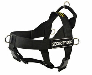 Dean-amp-Tyler-034-DT-Universal-No-Pull-034-Nylon-No-Pull-Harness-with-Removable-Patches
