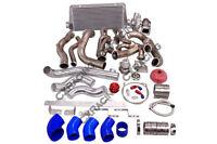 Cx Turbo Intercooler Manifold Kit For 82-92 Chevrolet Camaro Sbc Small Block