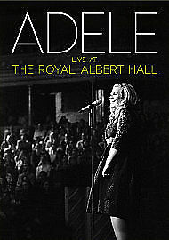 1 of 1 - Adele - Adele - Live At The Royal Albert Hall [DVD] NEW   D14