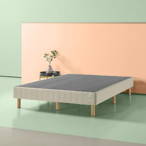 Zinus 11 in Quick Snap Standing Mattress Foundation / Low profile Platform Bed