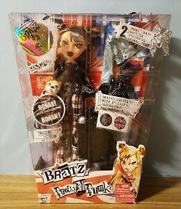 Super-Rare-NIB-Bratz-Pretty-n-Punk-YASMIN-Doll-Destination-2-World-NRFB