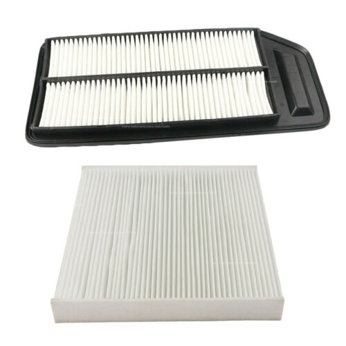 Combo Set Cabin /& Engine Air Filter For 03-07 ACCORD /& 04-08 TSX 4 CYL