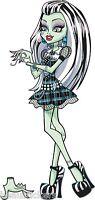 Stickers Enfant Géant Monster High Réf 8885 (30 Dimensions)