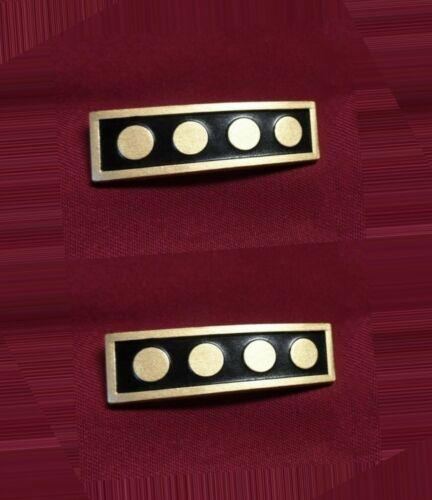 Star Trek The Next Generation Uniform Rank Pip Pin Badge Insignia ADMIRAL