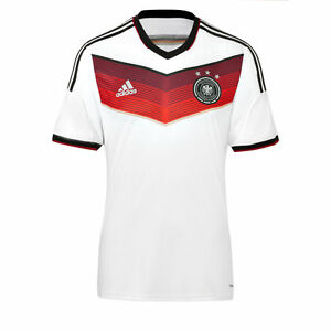 a82ff82e0 Image is loading ADIDAS-GERMANY-AUTHENTIC-ADIZERO-HOME-JERSEY-FIFA-WORLD-