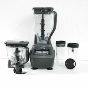 ninja mega kitchen system 72-oz. blender bl770 free