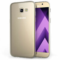 Ultra Thin Silicone TPU Gel Mobile Phone Case Cover for Samsung Galaxy A5 (2017)