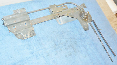 1967 1968 1969 Thunderbird 2D Hardtop ORIG DS LH QUARTER SIDE WINDOW REGULATOR
