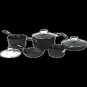 Starfrit The Rock 8 Piece Cookware Set