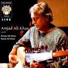 Indian Classical Ragas by Ayaan Ali Khan/Amaan Ali Khan/Satyajit Talwalkar/Amjad Ali Khan (CD, Oct-2011, Wigmore Hall Live)