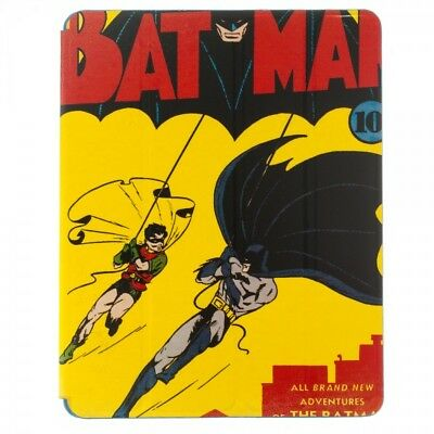 "Batman Ipad Tablet Laptop Case Cover Custodia Vintage 9.7"" Official Merchandise Avere Una Lunga Posizione Storica"