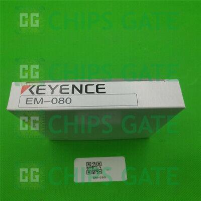 New 1PCS KEYENCE Proximity Sensor EM-080 EM080