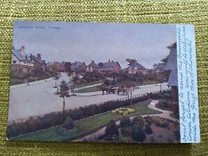 C1906 Bournville Village, Triangle, Bournville Cocoa Coupons To Win Chocolates