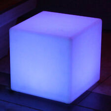 """Main Access 16"""" Pool Spa Waterproof Color Changing Floating LED Light Block Seat"""