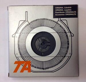TA-TRIUMPH-ADLER-Tipo-Rueda-GRP-a-38-Mini-EXCELLENT-12-15-ES-501-505-510-515-525