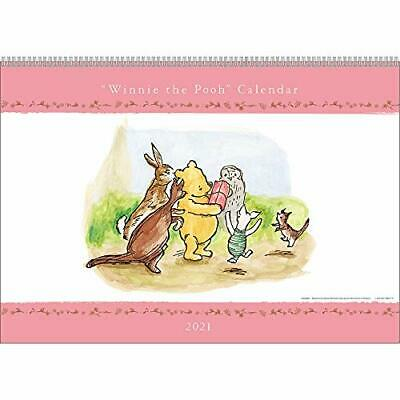 2021 Classic Pooh Calendar Wall Mounted 1000116071 vol.215 ...
