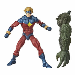Hasbro Marvel Legends Series Gamerverse 6-inch Collectible Mar-Vell Action