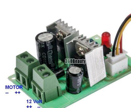 Drehzahlregler// Controller für Gleichstrommotor 40 V  DC Licht  Dimmer  10