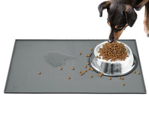 Extra Large Dog Food Mat Fda Grade Silicone Pet Feeding