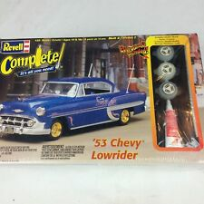 Revell '53 Chevy Lowrider 85-6680 See Description