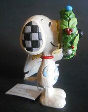 Jim Shore Snoopy in Wreath Mini 6006941
