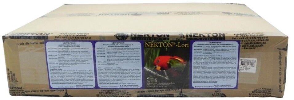 NEKTON-LORI Powdered feed for lories and hanging parakeets (6000 grams)