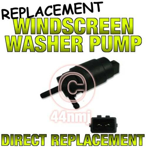 Vauxhall Astra G Mk4 Single Outlet Washer Pump 05-315