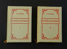 Geschichten aus dem  Emslande  Emsland  E.  von  Dincklage  um  1900  Jugendstil