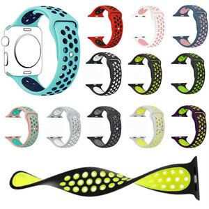 Replacement-Silicone-Band-For-Apple-Watch-Sport-38-40mm-42-44mm-Series-4-3-2-1