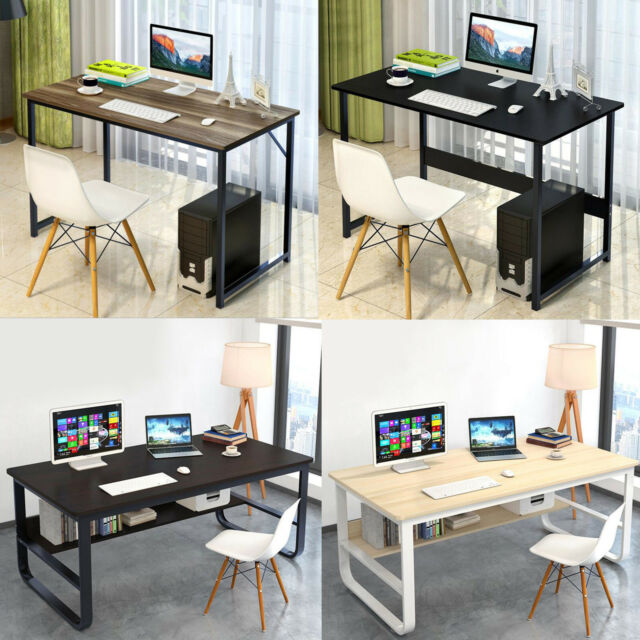 Kids Home Furniture Desk /& Chair Workstation Computer Top Table Study Room Offic