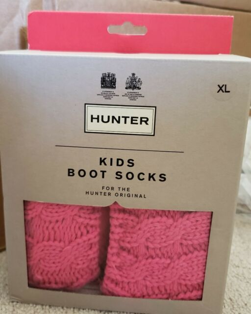 Kid/'s Youth Hunter Original Cable Knit Socks