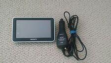 Sony Nav-U NV-U73T GPS - WORKING WITH CAR CHARGING CORD!