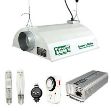 Virtual Sun 600W HPS MH Grow Light Hood Reflector Digital Ballast Dimmable