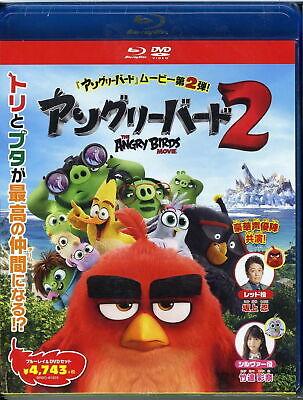 Angry Birds Movie 2 The Angry Birds Movie 2 Japan Blu Ray Dvd L45