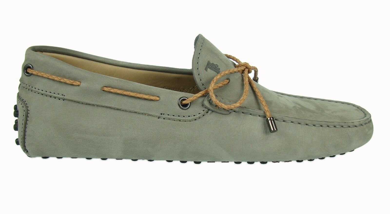Tod's men's shoes mocassins loafers GOMMINO DRIVER 550 100% AUTENTHIC ps6