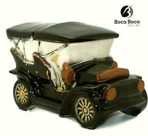 VINTAGE-1962-1964-McCoy-USA-Touring-Car-Cookie-Jar-Model-T