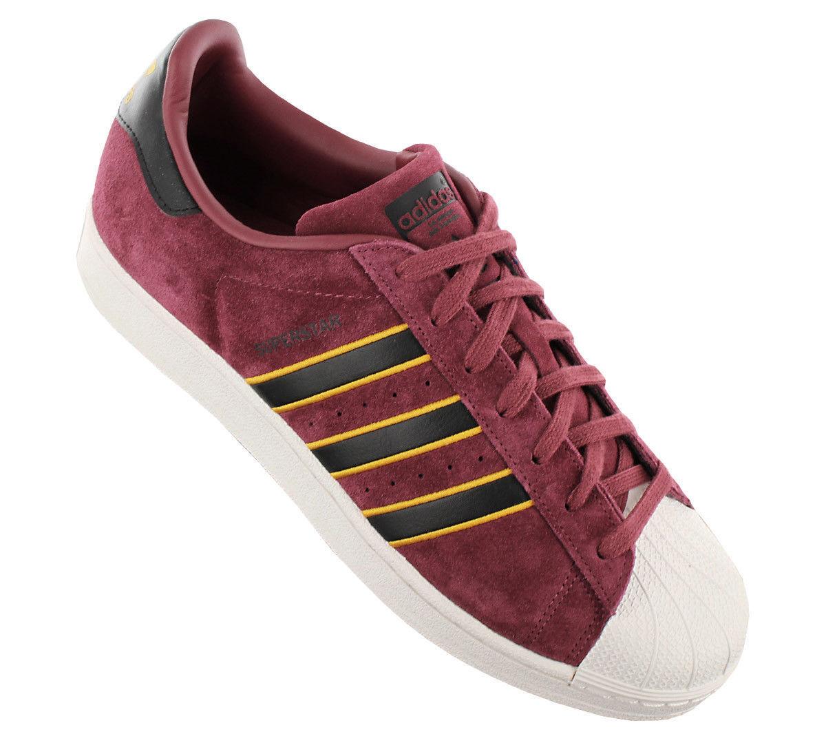 Adidas originale superstar 2 uomini originale Adidas allenatori scarpe borgogna cm8079 f75c18