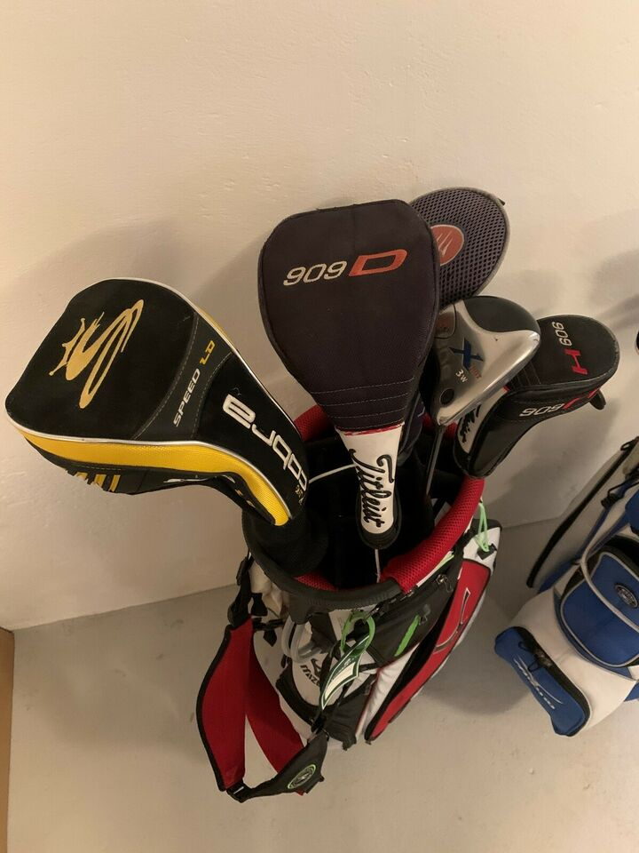 Herre golfsæt, andet materiale, Mizuno