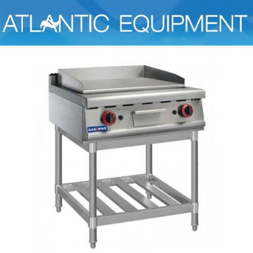 F.E.D. JZH-LRG(F) Gasmax Griddle On Stand With Flat Plate