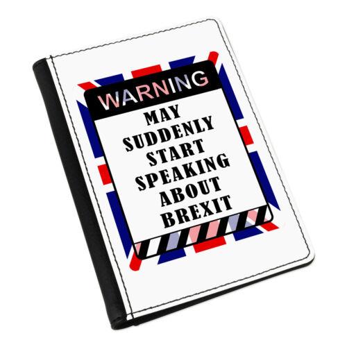 Vous ne pouvez pas me blâmer j/'ai voté restent Porte-passeport COVER CASE Funny Brexit UE