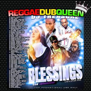 Details about DJ Treasure - Blessings Dancehall Mixtape  Reggae Mix CD  2019