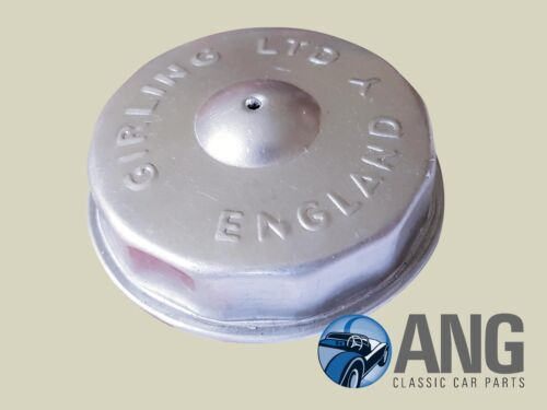 WOLSELEY SIX /'72-/'75 GIRLING CLUTCH MASTER CYLINDER ALLOY CAP